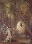 Apparition Gustave Moreau
