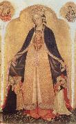 Madonna with the Cloak JACOBELLO DEL FIORE
