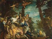 The Rape of Europe Paolo Veronese