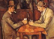 Card players Paul Cezanne