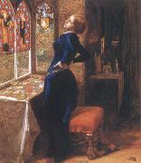 Mariana Sir John Everett Millais