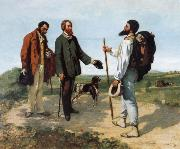 Encounter Gustave Courbet