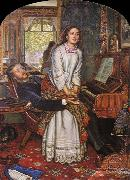 Unknown work William Holman Hunt