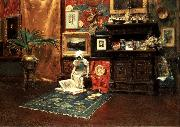 Studio William Merritt Chase