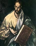 Apostle St James the Less El Greco