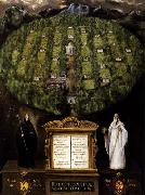 Allegory of the Camaldolese Order El Greco