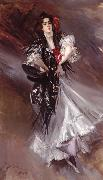 The Spanish Dance,Portrait of Anita Giovanni Boldini