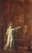 Salome dancing Gustave Moreau