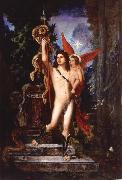 Eason and Eros Gustave Moreau