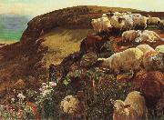 Being English coasts William Holman Hunt