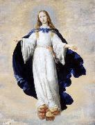 The Immaculate Conception ZURBARAN  Francisco de