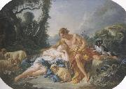 Daphnis and Chloe Francois Boucher