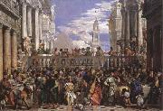 The Marriage at Cana Paolo Veronese