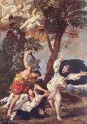 Martyrdom of St. Peter the Martyr, Domenichino