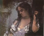 Contemplate Gustave Courbet