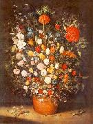 Bouquet Jan Brueghel The Elder
