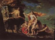 THEMIS Qi commissioned to teach Ron Adams Aliu Pompeo Batoni
