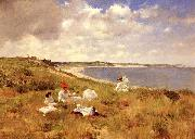 Idle Hours William Merritt Chase