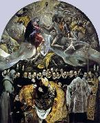 The Burial of the Count of Orgaz El Greco
