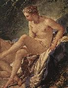 Diana Resting after her Bath Francois Boucher
