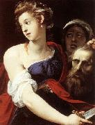 Judith with the Head of Holofernes GIuseppe Cesari Called Cavaliere arpino