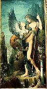 Oedipus and the Sphinx Gustave Moreau