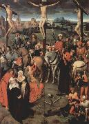 Passion Altarpiece Hans Memling