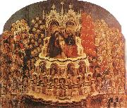 Coronation of the Virgin JACOBELLO DEL FIORE