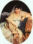 Madame Riviere Jean Auguste Dominique Ingres