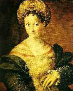 turkish slave girl PARMIGIANINO
