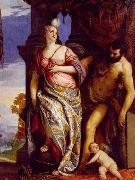 Allegory of Wisdom and Strength, Paolo Veronese