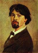 Self Portrait Vasily Surikov