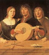 Lute curriculum has five strings and 10 frets Giovanni Lanfranco