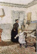 The first step to Vuillard