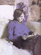Reading Edouard Vuillard