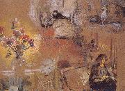Self Study of Black people Vuillard