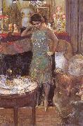 Obama dish pool Vuillard