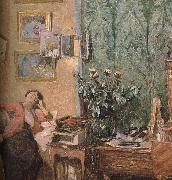 Mrs. Black s call Vuillard