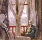 Mrs. Black s window and lulu Vuillard