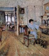 Sharon and restaurants Vuillard