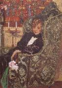 Do the chairs in the earthen augustine Vuillard