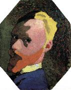 self portrait Vuillard