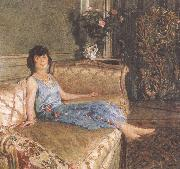 Paris woman Vuillard