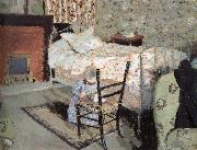 The children to play Vuillard