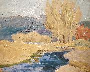 Autumn in the Sangre de Cristos Cordelia Creigh Wilson
