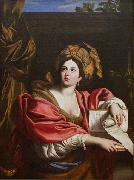 Cumaean Sibyl Domenichino