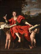 Zampieri (Domenichino)'s St John the Evangelist Domenichino
