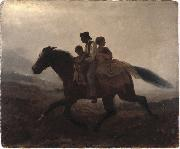 Fugitive Slaves Eastman Johnson