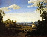 View of Pernambuco. Frans Post