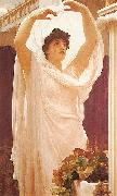 English: Invocation Frederic,lord leighton,p.r.a.,r.w.s